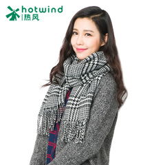 Hot air plovers scarves women winter long Korean wild scarf dual-use P060W5412
