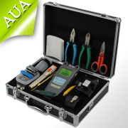 Cold Toolbox Kit updated FTTH optical fiber fusion splicer cutting fiber household tool set