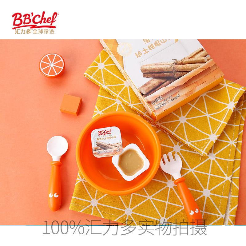汇力多辅食BB'Chef(宝宝大厨)焦作垆土铁棍山药泥25g*6杯/盒