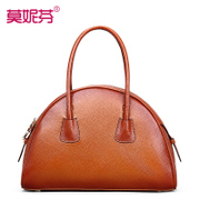 Autumn 2015 new female Western leather Crossbody handbag leather shoulder bags ladies bags leather