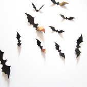 Decorative Bat Stickers