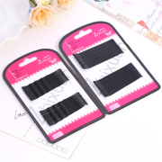 Know NI based black fine pin wire clip Clip hair clip bangs clip hair hair accessories
