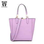 Wan Lima new single shoulder bag women bags trends Korean bulk women bag brand bags leather handbags