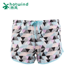 Hot summer sweet lady sweet home pants casual geometric patterned shorts Pajamas 93H045408