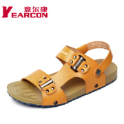 Kang authentic men's sandals are comfortable and breathable in summer men's fashion casual shoes dual-use special offer