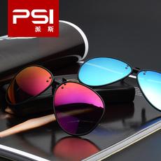 派斯正品夹片偏光镜夹片式太阳镜驾驶近视墨镜蛤蟆太阳眼镜男女