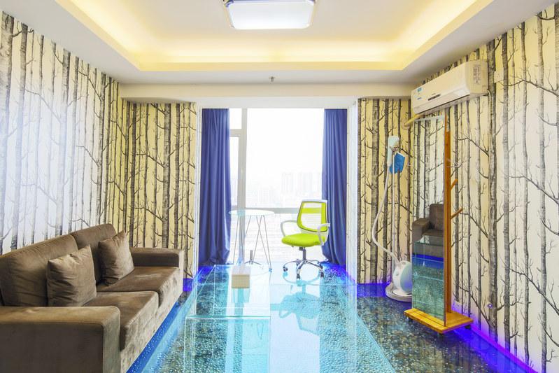 真鱼真水的动态地板公寓真鱼真水的动态地板公寓