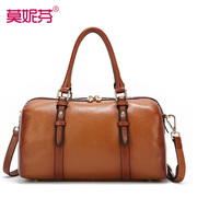 Fall/winter leather women bag 2015 new ladies bag shoulder Crossbody women's bag handbag women baodan in Europe and America