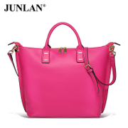 LAN-June 2015 new female Western leather Crossbody handbag baodan shoulder bag lady bag large capacity