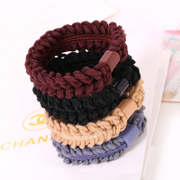 Knowing Minnie hair band Korean string Korea hair ornament wire hair accessories fashion elastic hair bands