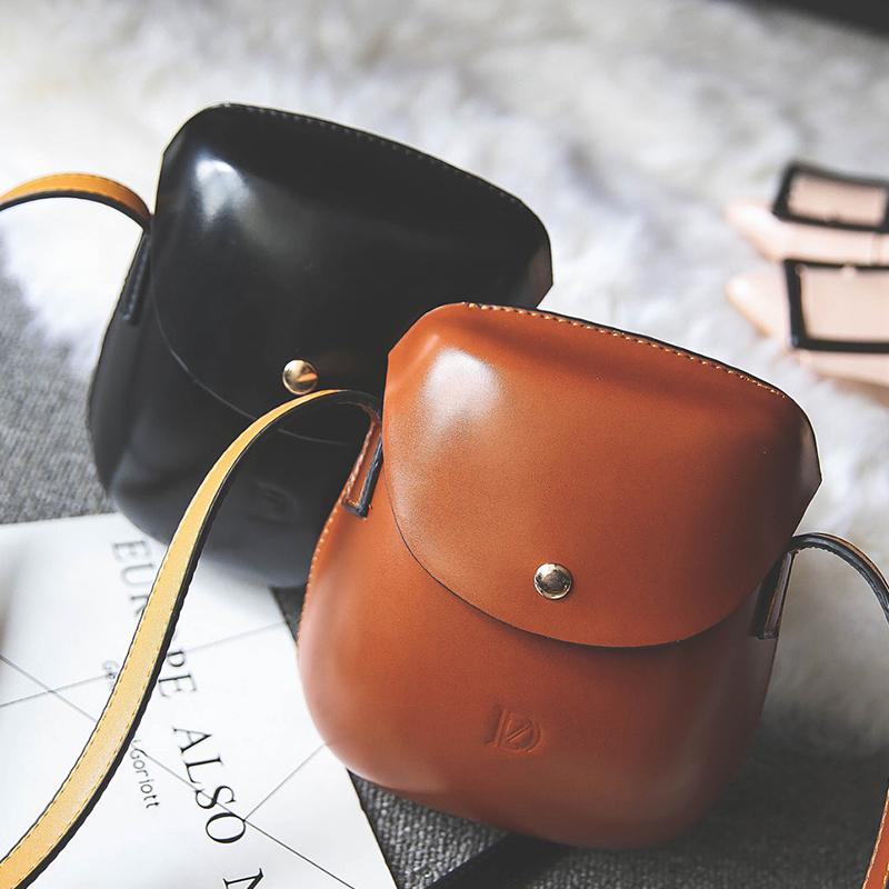 薇纯韩版时尚贝壳迷你小包包新款女包单肩包简约通勤手机斜挎包潮