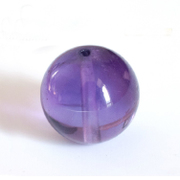 Natural Amethyst beads DIY accessories Lavender round beads jewelry bracelet 108 beads of Bodhi