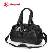 Dapai travel bags Messenger bags handbags bags Korean leisure shoulder bags large sports bag gym bag male tide
