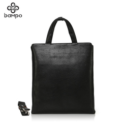 Banpo man bag 2015 new leather bag business casual men's vertical Briefcase shoulder bag men