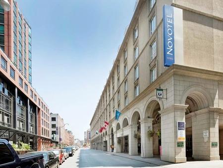 诺富特多伦多中心酒店