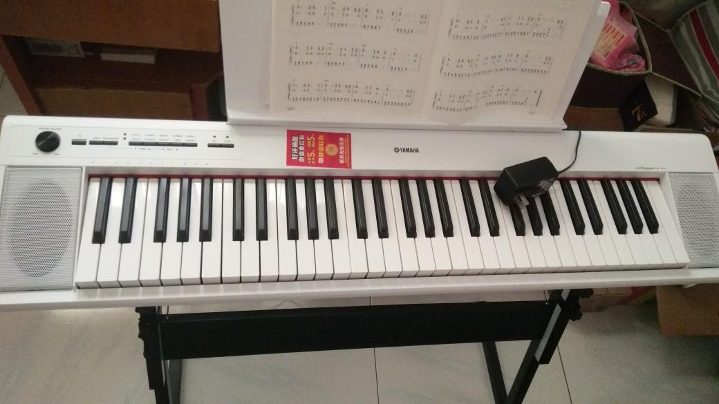 感受测评雅马哈NP12雅马哈电钢琴好吗,真实感受说一下!