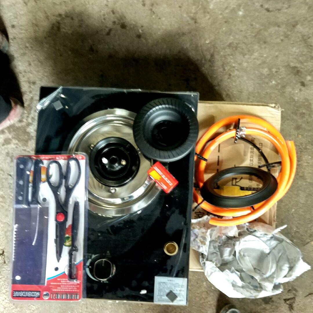 coniFer/康尼华 E燃气灶嵌入式煤气灶单灶天然气灶液化气灶台式具- 第4张