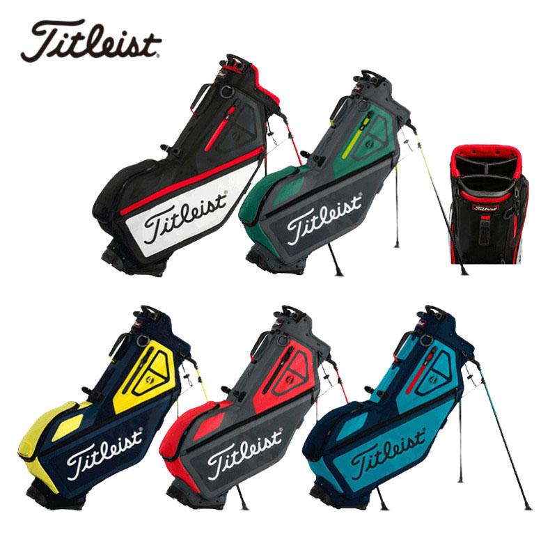 点击查看商品:现货高尔夫球包Titleist TB7SX1高尔夫支架球包便携双肩包防水