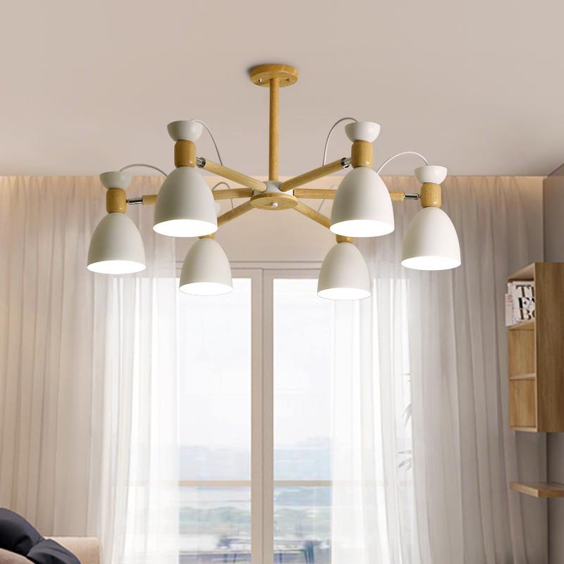 北欧吊灯客厅