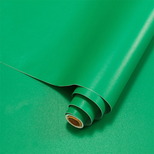墨绿色深绿自粘墙at5北欧纯色as自然简约卧室客厅背景墙壁纸