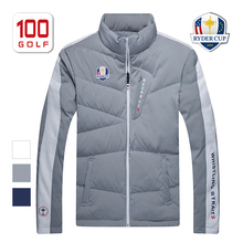 Ryder Cup Ryder Cup Golf Men's Wear Winter Down Wear Warm and Comfortable Golf Apparel Men