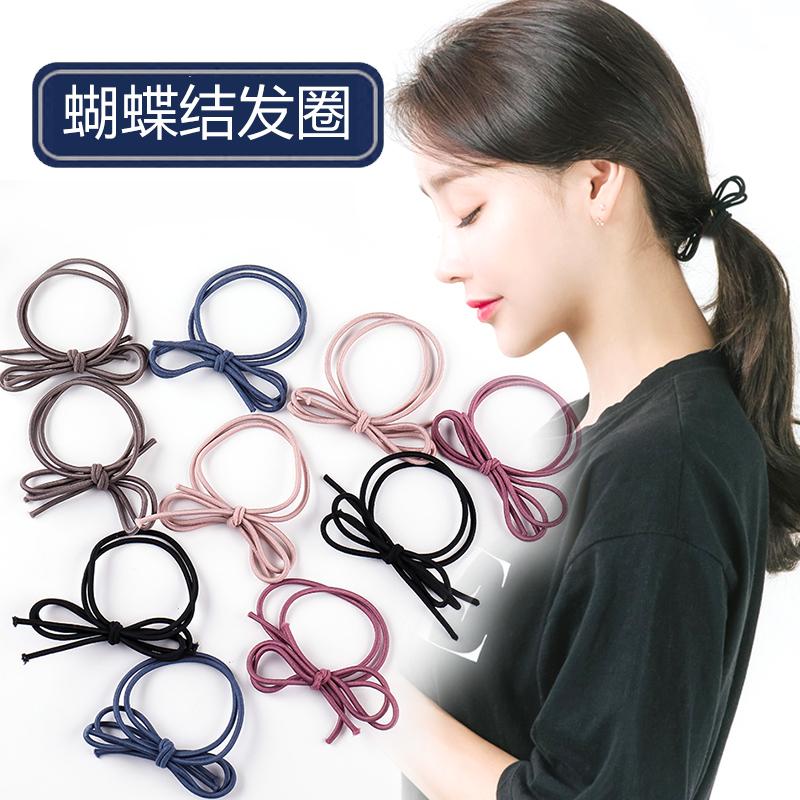 发圈套装发绳韩版头饰品儿童成人女扎头发马尾橡皮筋头绳头花发饰