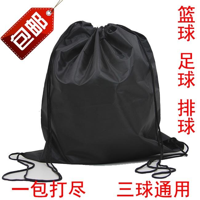 篮球包篮球袋足球包排球包运动包训练包束口袋单双肩篮球网袋网兜