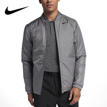 Nike NIKE Men's Golf and Tennis Jacket with Cotton Clothes on Both Sides 932310
