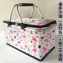 便携保温箱家gs3大号食品wp冰包防水保冷袋(小)号外卖送餐箱子