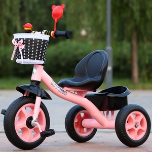 Children's tricycle bicycle 1-3-2-6 years old large stroller baby bicycle young child bicycle