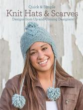 Pre-sale Knit Hats & amp; Scarves: 8 Designs from Up-And-Coming