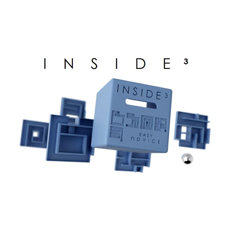 3D密室迷宫走珠滚珠魔方创意减压玩具朋友儿童七夕节生日礼物