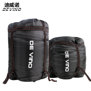 Di Weinuo Sleeping Bag Compression Bag Multifunctional Storage Bag Sundries Bag Carrying Bag Outdoor Supplies Small Outer Bag