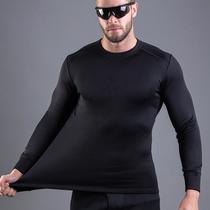 新品龙牙二代B2级圆领保暖功能内衣保暖内衣男长袖打底衫铁血