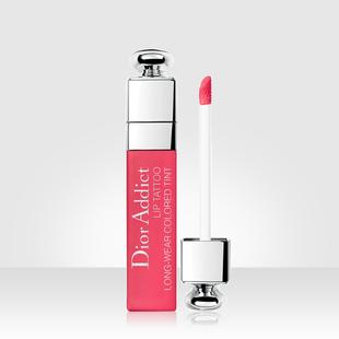 Dior/迪奥口红魅惑染唇蜜持久轻盈裸唇感不易脱保湿哑光酒红珊瑚