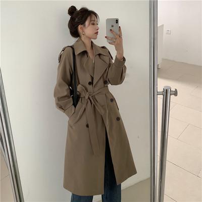 데일리앤나잇 [무료배송] 베이키 트렌치코트