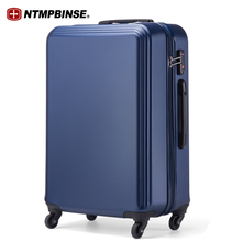 Swiss Army knife Trolley Case Cardan wheel men's and women's luggage 20 boarding travel suitcase password box 24 \