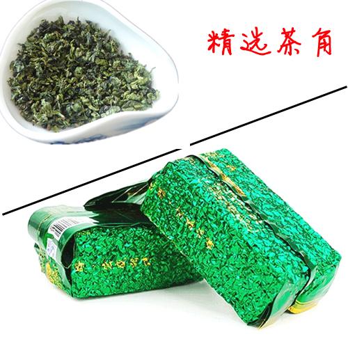 安溪原产地 秋茶新茶 清香型 铁观音 茶角 浓香高档茶叶包邮 250g
