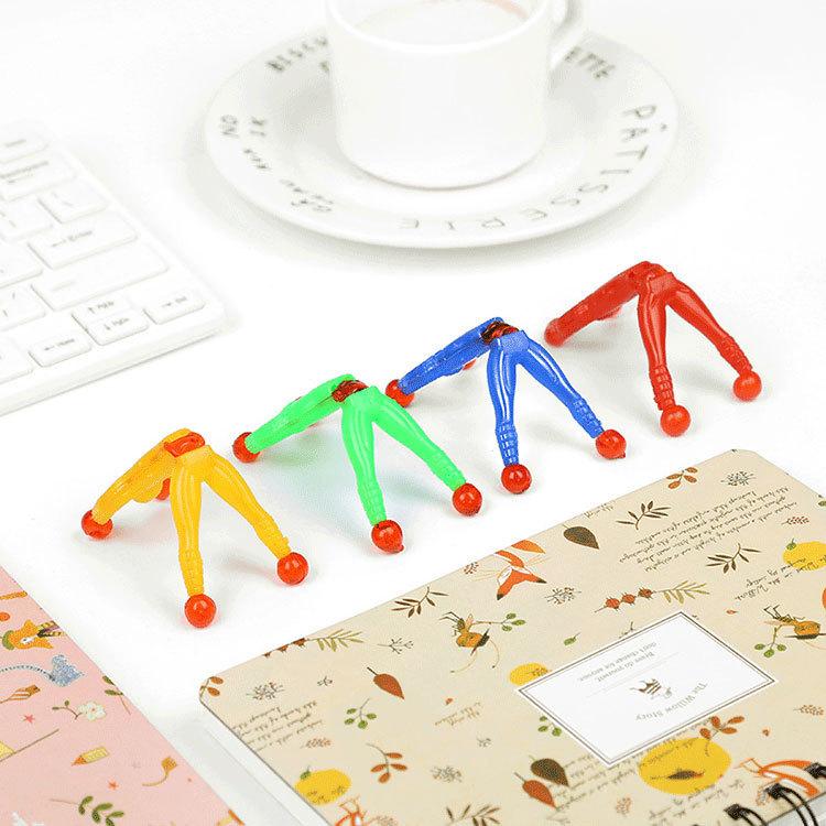 迷你爬墙蜘蛛人创意小礼物恶搞整蛊地摊批發货源稀奇古怪礼品玩具