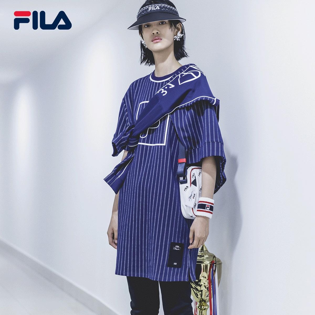FILA X 3.1 Phillip Lim 女子连衣裙2019春Fila/斐乐 F11W916302F