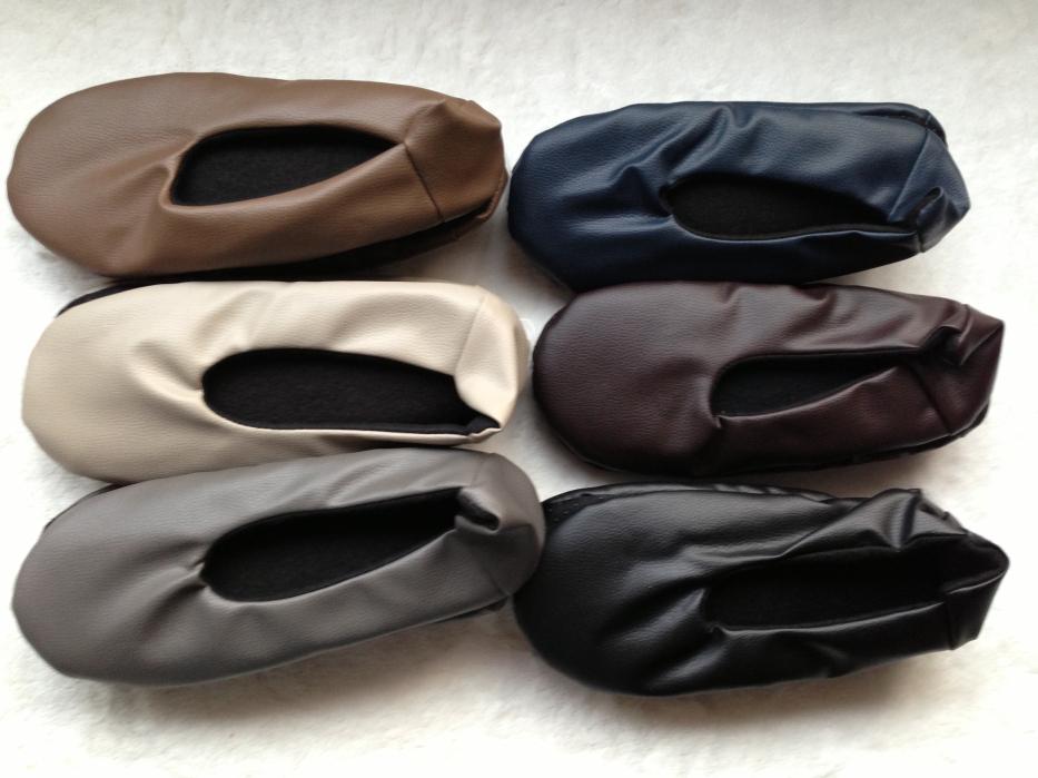 春夏秋季居家女士男士皮质鞋面成人地板袜套防滑加厚底情侣袜套