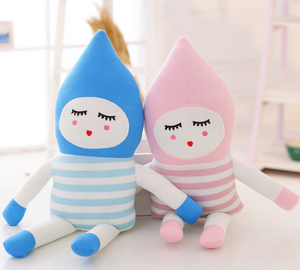 【Daily specials】 lucky boy sunday lovely wool toys ins doll knit explosions dolls