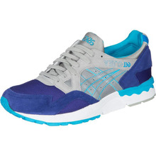 Asics/ Mens Leather Flip coloring lace, comfortable shoes, casual shoes, men's shoes, American direct mail B8369T