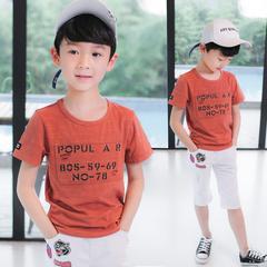 童装网,夏季,新款,字母,贴补,T恤,170码,绿色,120cm