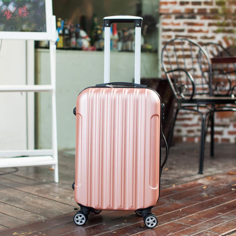 <b>包邮韩国万向轮箱子20小旅行箱24拉杆箱行李箱</b>