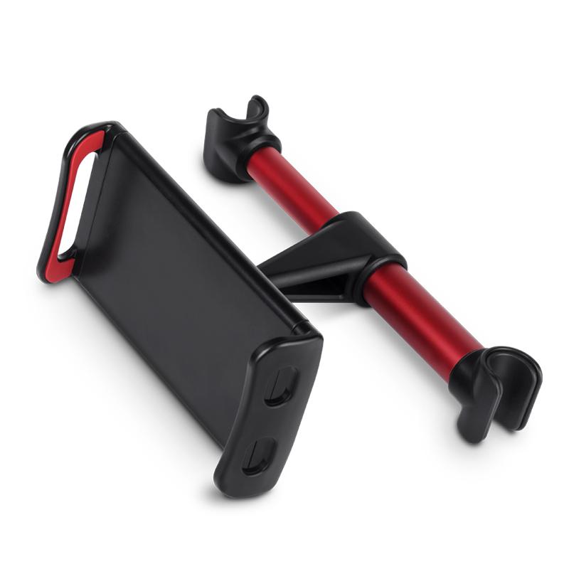樱皇 车载后排支架 平板电脑iPad汽车头枕卡扣后座旋转支撑手机架