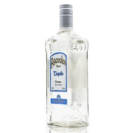 洋酒 墨西哥原装进口阿卡维拉斯银龙舌兰/750ML/特基拉TEQUILA