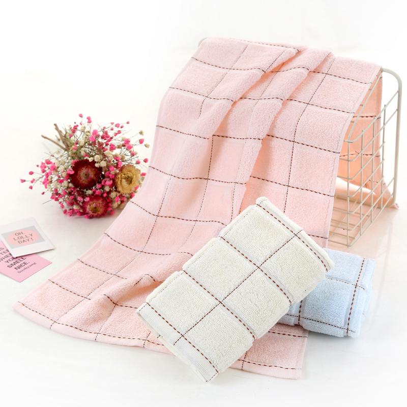 三条装 毛巾纯棉洗脸家用成人柔软面巾全棉儿童毛巾吸水纱布批发