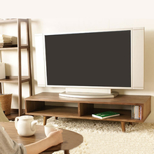 电视柜现代简约(小)ip5型日式电an实木脚北欧(小)户型电视柜