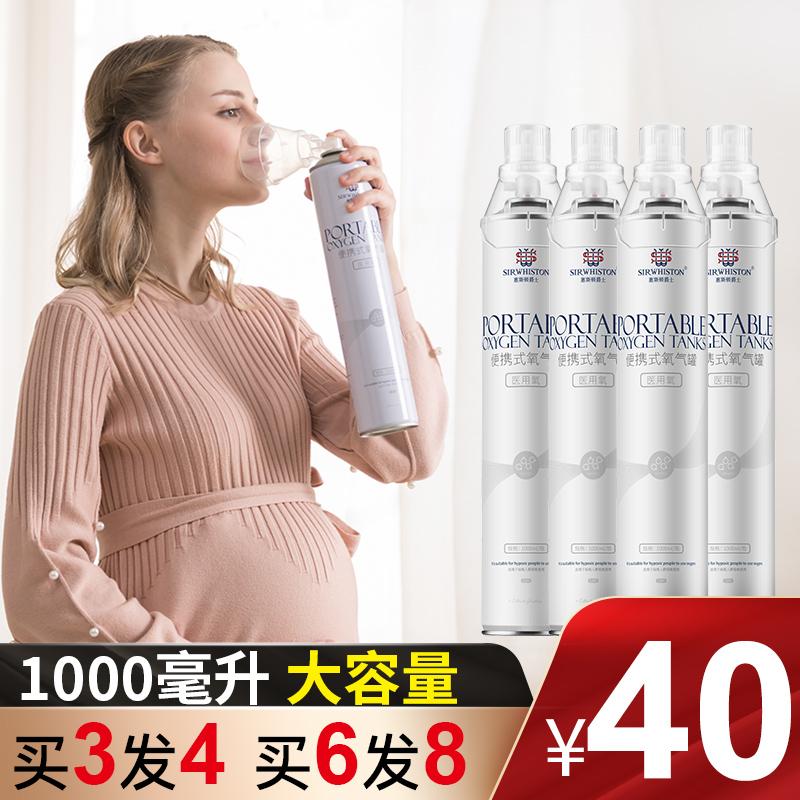 氧气瓶袋便携式家用医用老人孕妇吸氧机包罐户外高原缺氧小型登山